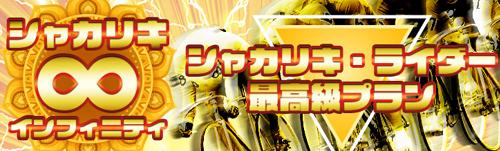 シャカリキ∞(インフィニティ)